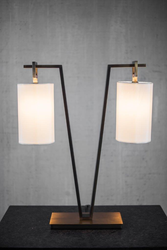 Interior table floor lamps